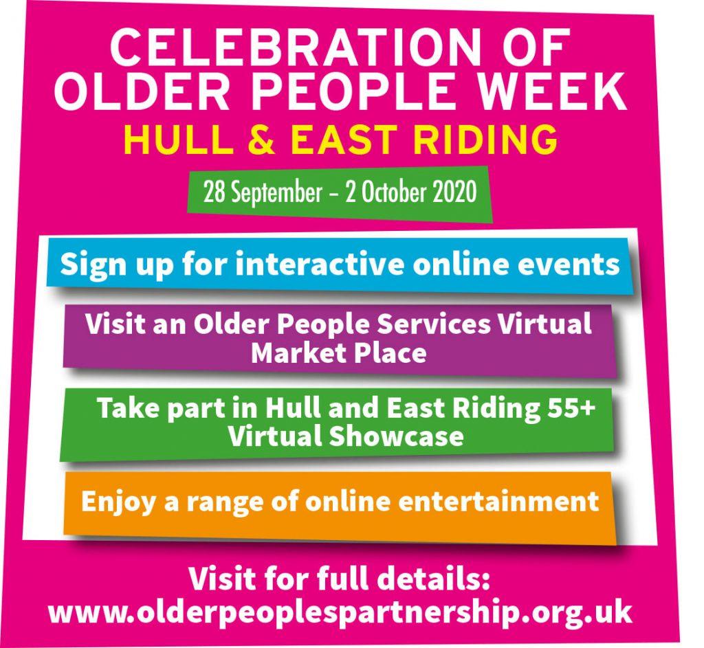 Bridgit - Event Celebration of Older People Week (Older Peoples Partnership)