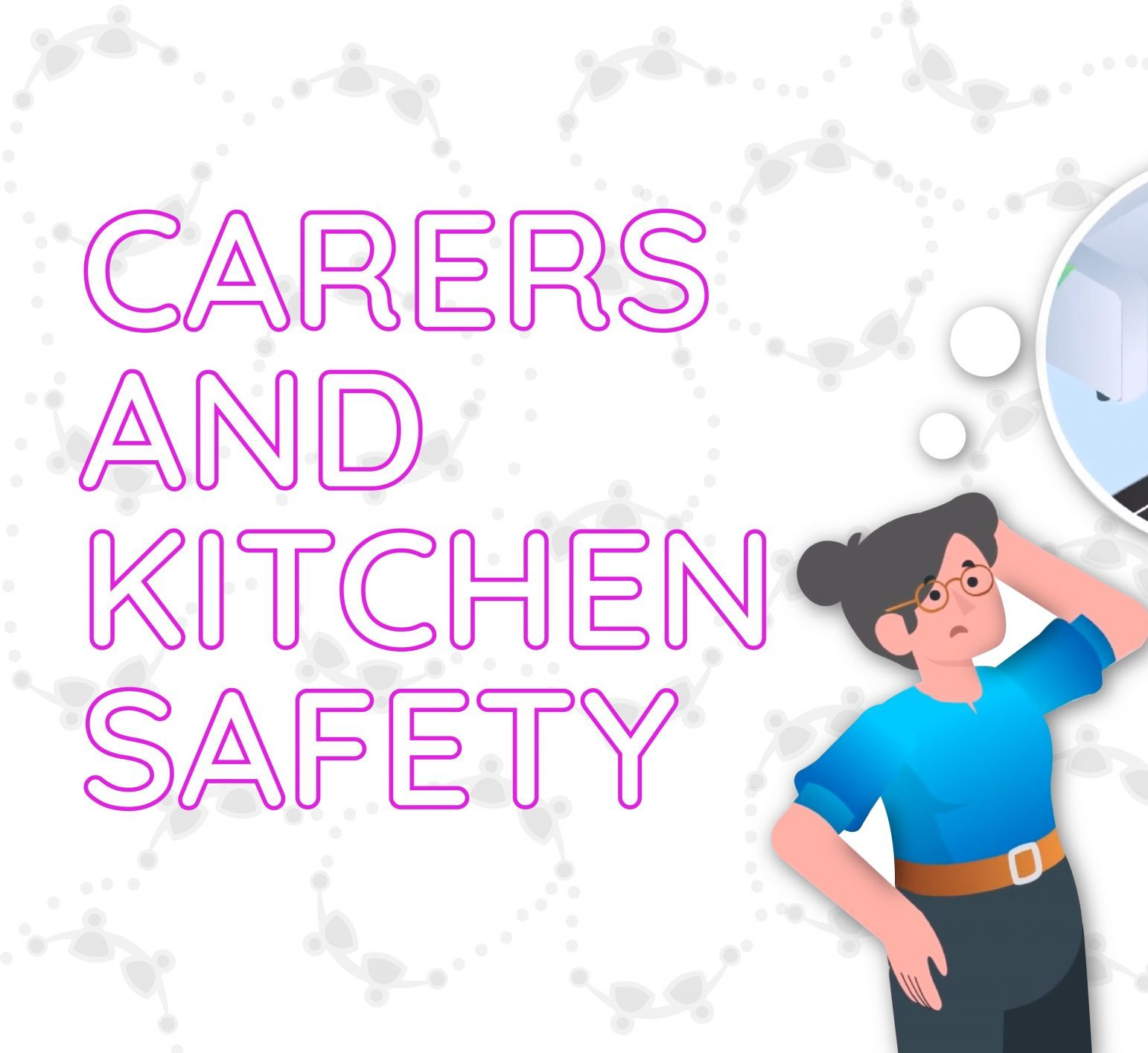 kitchen safety for carers